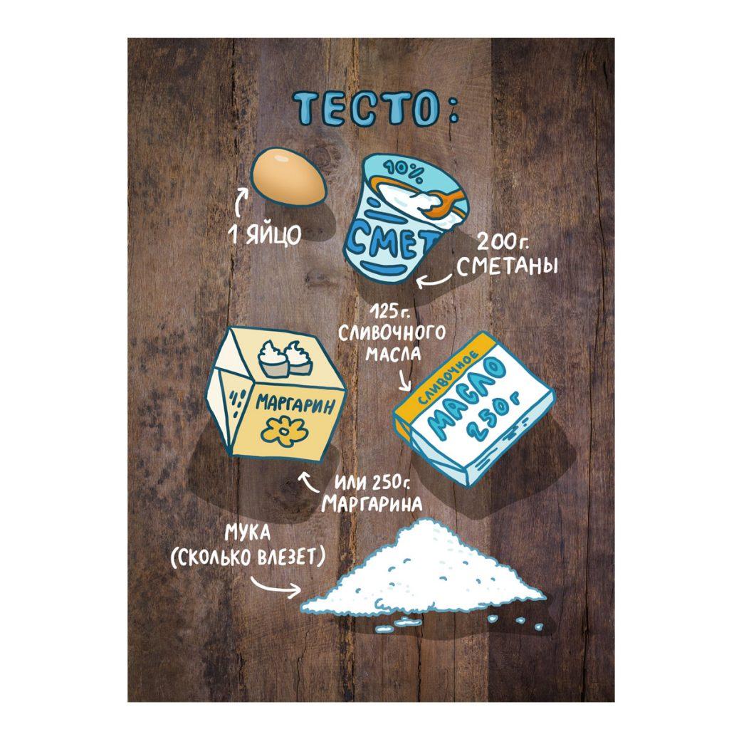 Рецепт маминых (знаменитых) пирожков с тыквой